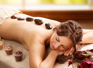 Massage bien-être à St Paul - Massage aux pierre chaudes