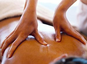 Massage bien-être à St Paul - Ayurvédique