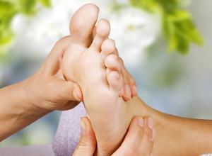 Massage énergétiques à St Paul - Réflexologie plantaire